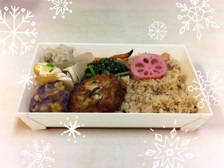 根菜をたっぷりと【薬膳】からだを整えるお弁当 vol.14