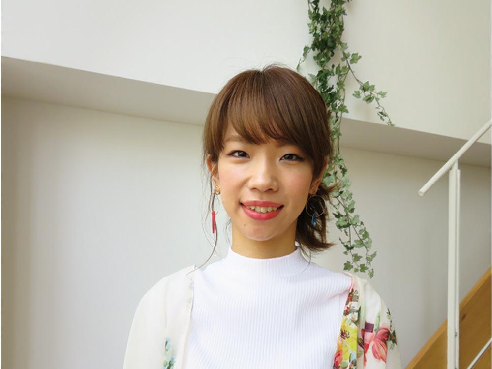美髪インタビュー vol.5 ヘアスタイリスト 若井友紀さん