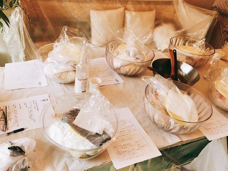 【体験レポート】はじめてのお味噌作り教室-準備や作り方、保存方法なども聞いてみました!