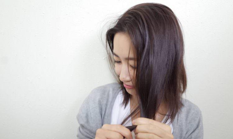 【おうちケア】乾燥頭皮 & ギトギト頭皮。頭皮の状態と改善法-vol.3