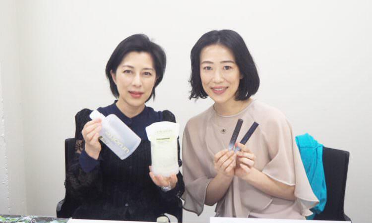 uruotte ×SDGs ―伊勢丹ビューティアポセカリー トークレポート・後編―