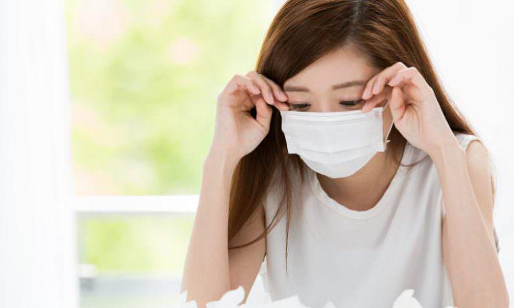 漢方の知恵で花粉症対策(2) 熱の花粉症ー目のかゆみ・肌のかゆみ対策~美髪のための養生のススメ⑮