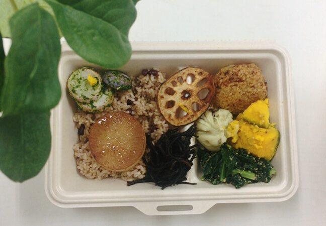 寒さに負けぬ根菜づくし からだを整えるお弁当 vol.24