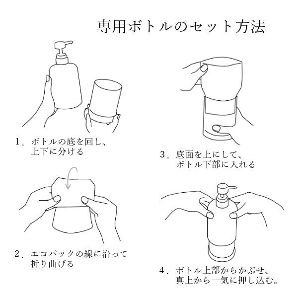 エコパック専用ボトル 商品写真 4
