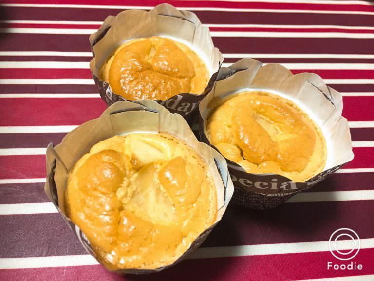 【美髪レシピ】りんごのカップケーキ 〜グルテンフリーの簡単レシピ〜